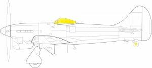 Eduard EX796 Tempest Mk.II TFace EDUARD/SPECIAL HOBBY 1/48