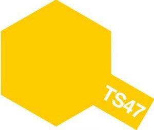 Tamiya TS47 Chrome Yellow (85047)