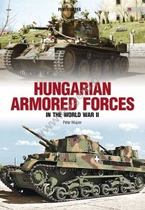 Kagero 0026 Hungarian Armored Forces in World War II EN