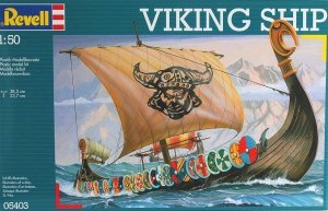 Revell 05403 Viking Ship (1:50)