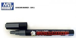 Gunze Sangyo GM12 Gray Gundam Marker