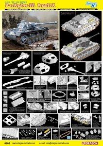 Dragon 6903 Pz.Kpfw.III Ausf.K 1/35