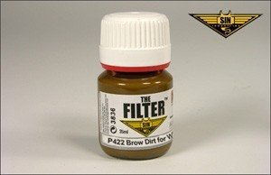 Mig Productions P422 Brown Dirt for White Camo 35ml