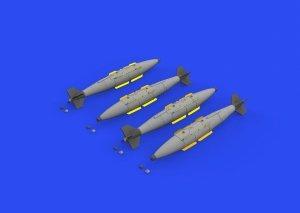 Eduard 672254 GBU-31(V)1/B JDAM 1/72