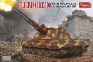 Amusing Hobby 35A016 Flakpanzer E-100 8.8cm Flakzwilling (1:35)