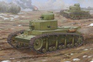 Hobby Boss 83887 Soviet T-12 Medium Tank 1/35