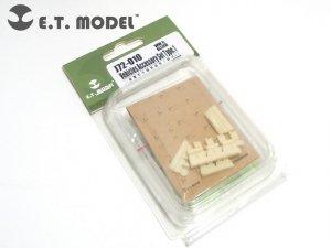 E.T. Model J72-010 WWII Allied Vehicles Accessory Set Type.1