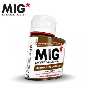 Mig Productions P300 ACUMULATED EARTH EFFECT (75ML)