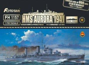 FlyHawk Model FH1157 HMS Aurora 1941 - Limited 1/700