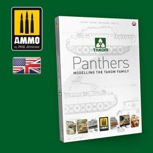 AMMO of Mig Jimenez 6270 Panthers – Modelling the TAKOM Family (English)