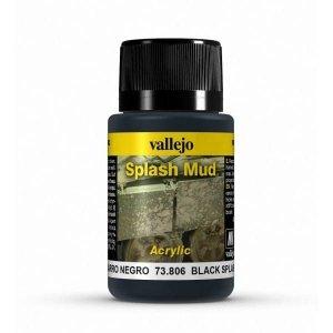 Vallejo 73807 Splash Mud -  European Thick Mud 40ml