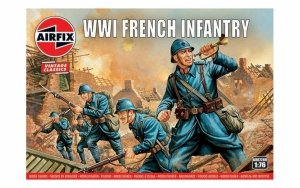 Airfix 00728V WWI French Infantry 1/76