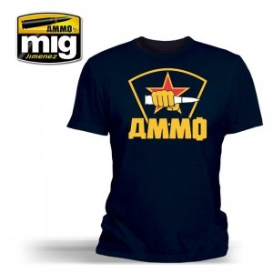 AMMO of Mig Jimenez 8015M AMMO SPECIAL FORCES T-SHIRT ( rozmiar , size M)