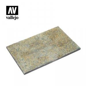 Vallejo SC110 Scenics Cobblestone Street  24,5×16 cm 1/35