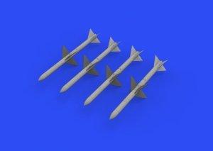 Eduard 632142 AIM-7M Sparrow 1/32