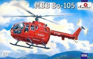 A-Model 72255 MBB Bo-105 (1:72)