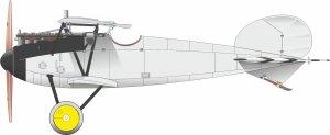 Eduard CX600 Albatros D.V Weekend EDUARD 1/72