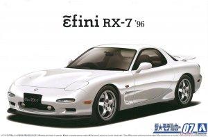 Aoshima 06127 Mazda FD3S RX-7 '96 1/24