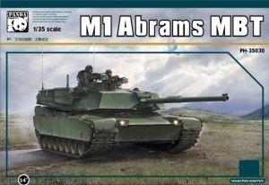 Panda Hobby 35030 M1 Abrams MBT 1/35