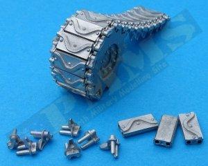 MasterClub MTL-35128 Tracks for M4 Sherman T62 type 1/35