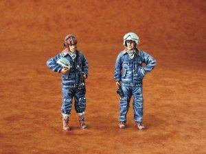 CMK F48086 Warsaw Pact pilots (2 figures) 1/48