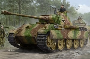 Hobby Boss 84551 German Sd.Kfz.171 Panther Ausf.G - Early Version 1/35