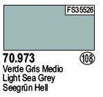 Vallejo 70973 Light Sea Grey (108)