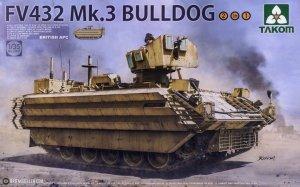 Takom 2067 FV-432 Mk.3 Bulldog 1/35