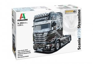 Italeri 3952 Scania R730 Streamline 4×2 Show Trucks 1/24