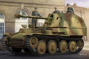 Hobby Boss 80168 Marder III Ausf.M Tank Destroyer Sd.Kfz.138 Late 1/35
