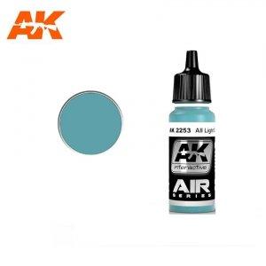 AK Interactive AK 2253 AII LIGHT BLUE 17ml