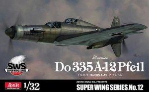 Zoukei-Mura SWS3212 Dornier Do 335 A-12 Pfeil 1/32