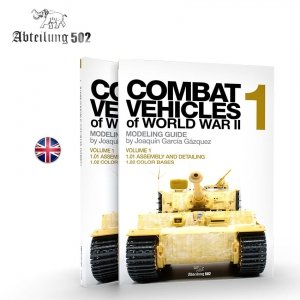 502 Abteilung ABT611 COMBAT VEHICLES OF WWII – VOLUME 1
