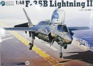 Kitty Hawk 80102 F-35B Lightning II PLUS Version 2.0 (1:48)