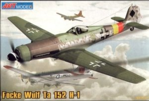 Art Model 7204 Focke Wulf Ta 152 H-1 (1:72)