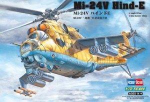 Hobby Boss 87220 MI-24V HIND E (1:72)