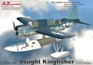 AZ Model AZ7672 Vought Kingfisher US Navy and Coast Guard service 1/72