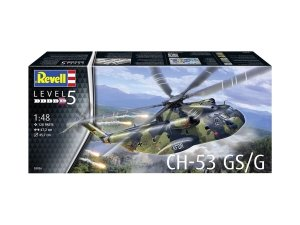 Revell 03856 Sikorsky CH-53 GS/G 1/48