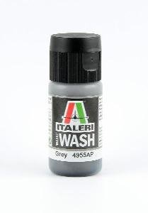 Italeri 4955 Model Wash: GREY 20 ml