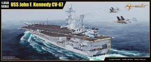 I Love Kit 65306 USS John F Kennedy CV-67 Aircraft Carrier 1/35