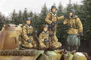 Hobby Boss 84404 German Panzer Grenadiers Vol.1 1/35
