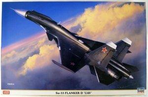 Hasegawa 02313 Su-33 Flanker D UAV 1/72