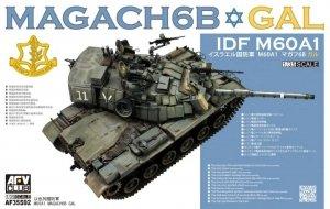 AFV Club 35S92 Magach 6B GAL 1/35