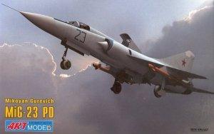 Art Model 7208 Mikoyan-Guriewicz MiG-23 PD (1:72)