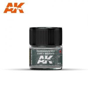 AK Interactive RC329 HAIRANSHOKU (GREY INDIGO) 10ML