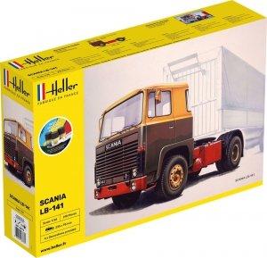 Heller 56773 Starter Kit -  Truck LB-141 1/24