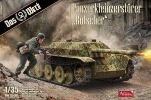 Das Werk DW35007 Panzerkleinzerstorer Rutscher 1/35