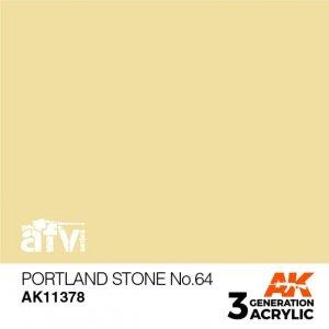 AK-Interactive AK 11378 Portland Stone No.64 17ml