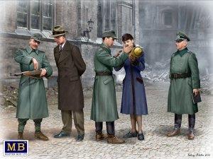 Master Box 35172 Volkssturm, Germany 1944-45