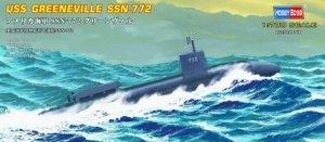 Hobby Boss 87016 SSN-772 USS Greenville 1/700